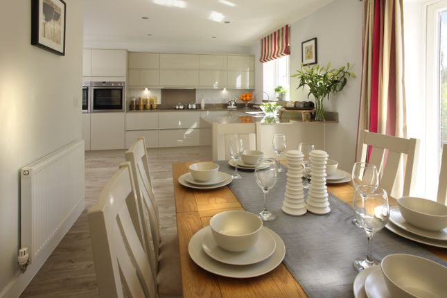 Thumbnail Detached house for sale in Plot 53, Ladywell Meadows, Chulmleigh