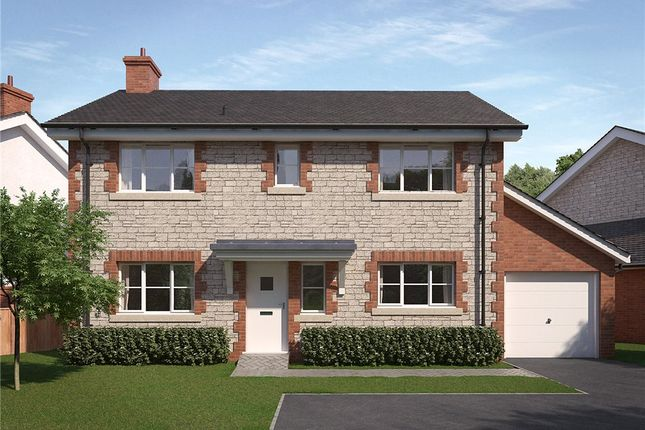 Thumbnail Detached house for sale in Ash Green, West Bourton Road, Bourton, Gillingham