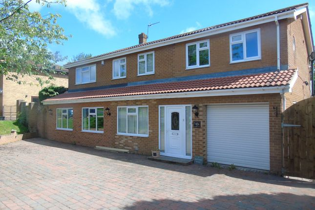 Thumbnail Detached house for sale in Barnard Wynd, Peterlee