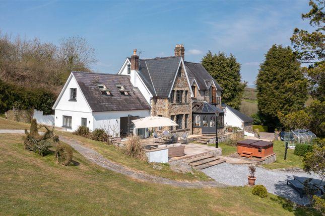 Thumbnail Detached house for sale in Gwynon Villa, Llanarthney, Carmarthen, Carmarthenshire