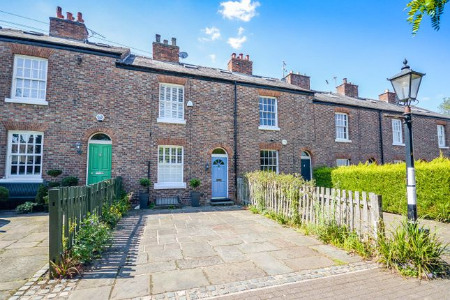 Thumbnail Terraced house to rent in Wellington Place, Altrincham