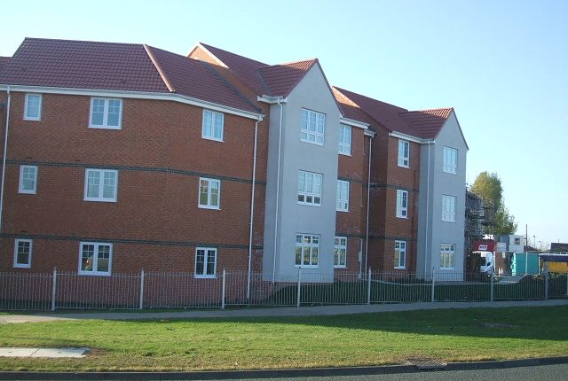Thumbnail Flat to rent in Ashfield Mews, Wallsend