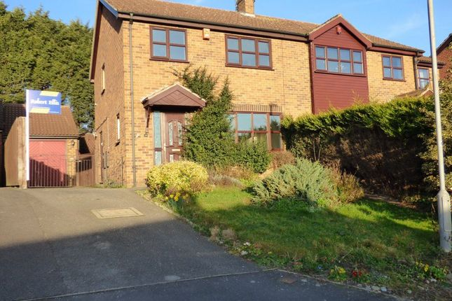 Thumbnail Semi-detached house to rent in Iona Drive, Trowell, Nottingham