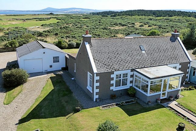 Thumbnail Bungalow for sale in Inverspey, Spey Bay, Fochabers
