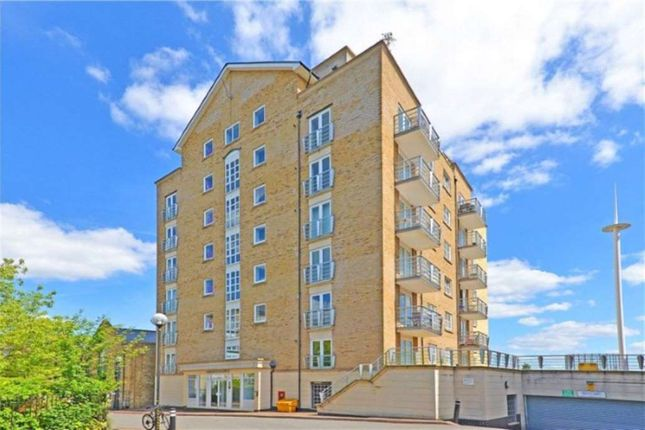 Thumbnail Flat to rent in Millennium Drive, London