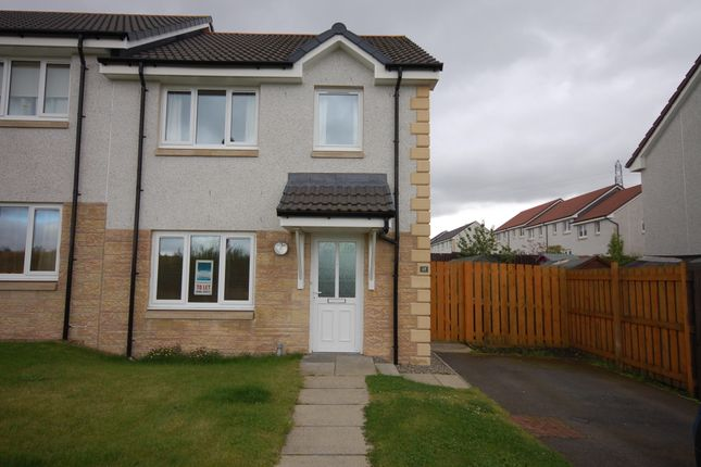 Thumbnail Semi-detached house to rent in Pinewood Drive, Inverness