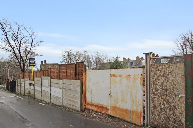 Thumbnail Land for sale in Vicarage Park, Plumstead