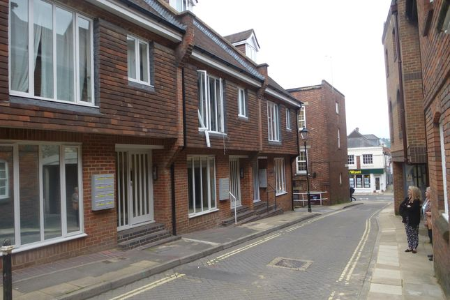 Exterior of St. Clement Street, Winchester SO23