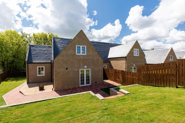 Thumbnail Semi-detached house for sale in Overton Cottages, Kirkliston
