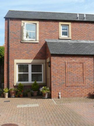 Thumbnail Semi-detached house to rent in Swanston Mews, Berwick Upon Tweed, Northumberland