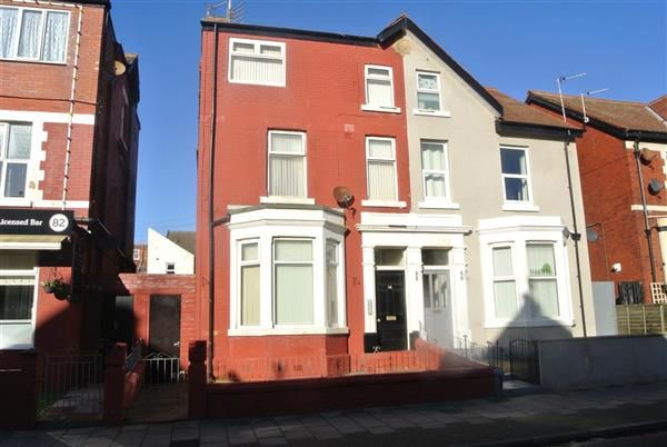 Thumbnail Flat for sale in Palatine Road, Blackpool