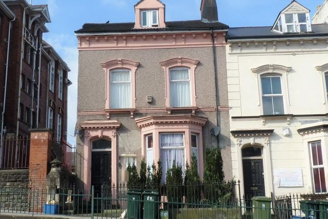 Thumbnail Block of flats for sale in Stow Hill, Newport