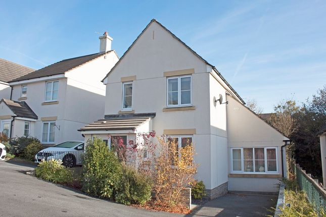 Thumbnail Detached house for sale in 5 Bluebell Close, Pillmere, Saltash, Cornwall