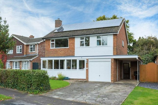 Thumbnail Detached house for sale in Gosling Grove, Downley, High Wycombe