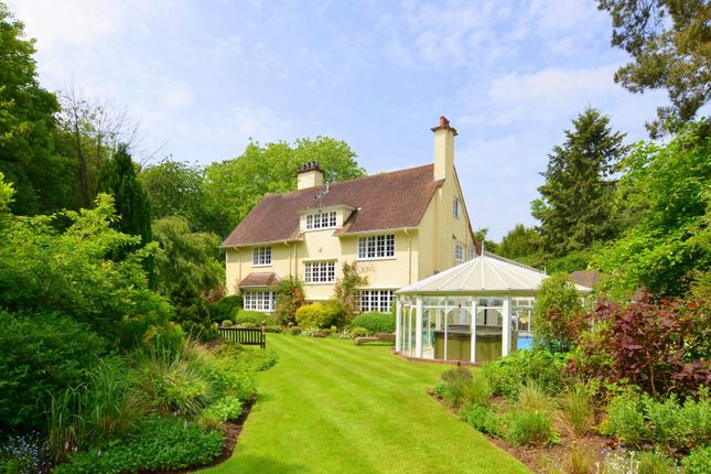 Thumbnail Detached house for sale in Manor House Lane, Bookham, Leatherhead