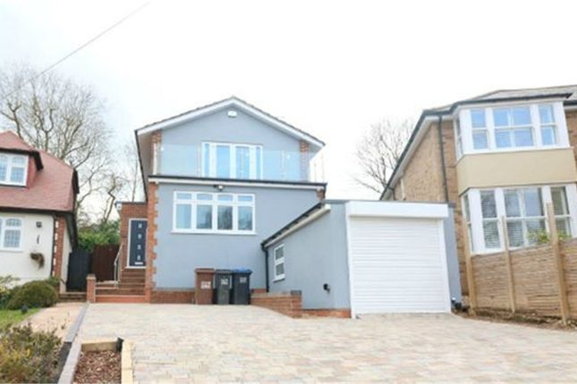Thumbnail Detached house for sale in Orchard Close, Cuffley, Potters Bar