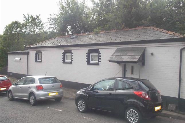 Thumbnail Bungalow to rent in Mill Street, Pontypridd