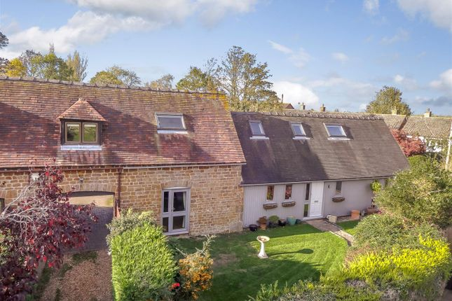 Thumbnail Barn conversion for sale in Church End, Priors Hardwick, Southam, Warwickshire