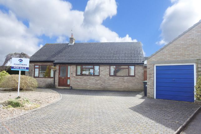 Thumbnail Detached bungalow for sale in Carent Close, Marnhull, Sturminster Newton