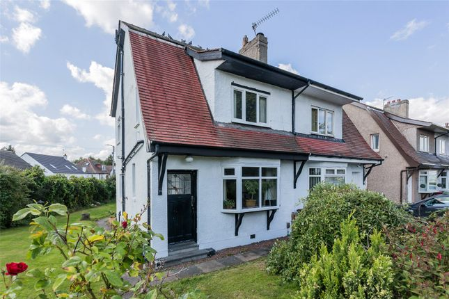 Thumbnail Semi-detached house for sale in Hawthorn Walk, Glasgow, South Lanarkshire