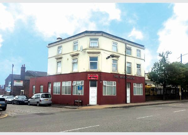 Thumbnail Block of flats for sale in 143-145 Derby Road, Bootle, Merseyside