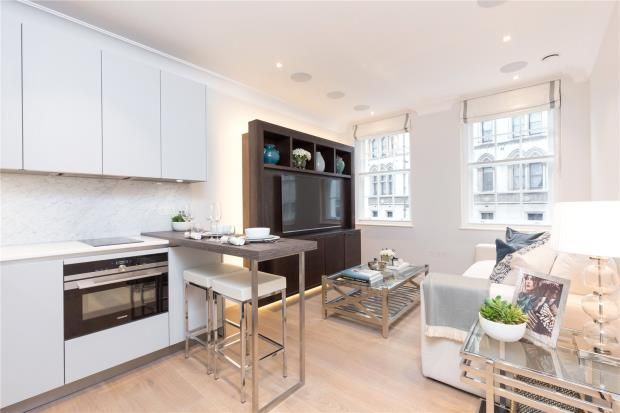 Thumbnail Flat for sale in Strand Chambers, Strand