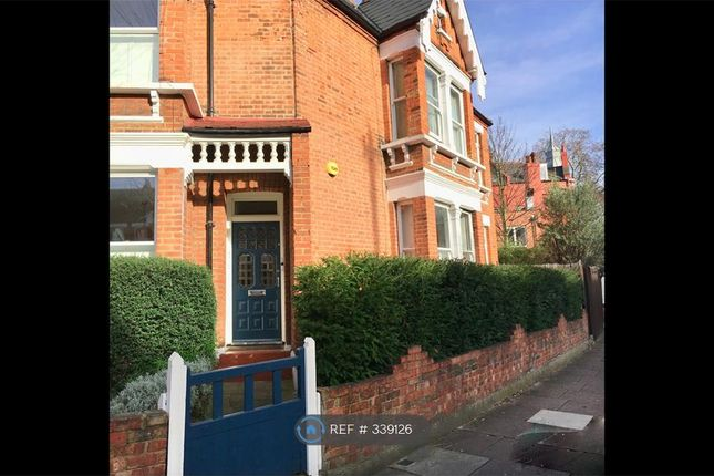 Thumbnail End terrace house to rent in Tintagel Crescent, London