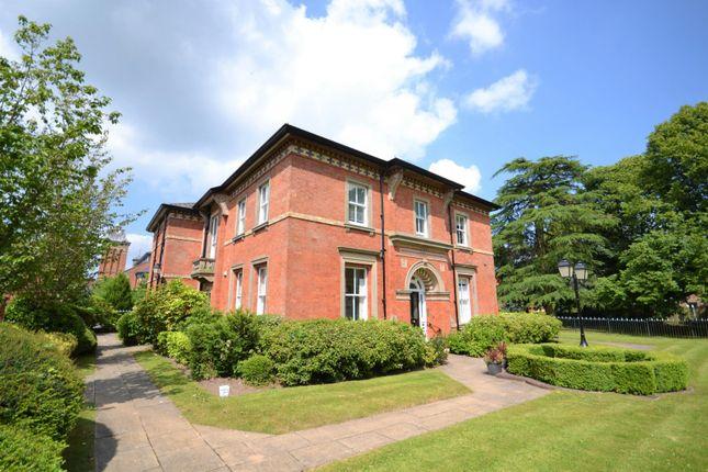 Thumbnail Flat for sale in Marlborough House, Blandford Drive, Macclesfield