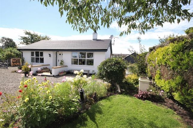 Thumbnail Detached bungalow for sale in Diglake, Tilstock, Whitchurch