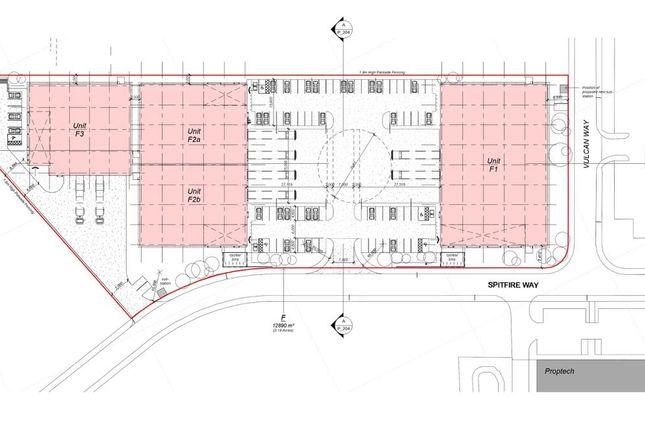 Photo 3 of Unit Faraday Business Park, Spitfire Way, Solent Airport, Daedalus, Lee-On-Solent, Fareham PO13