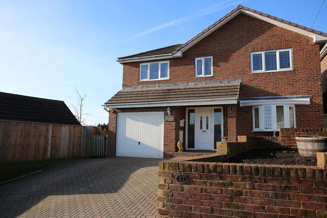 Thumbnail Detached house for sale in Brixington Lane, Exmouth