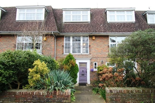 Thumbnail Terraced house for sale in Cornwall Gardens, Brighton, East Sussex