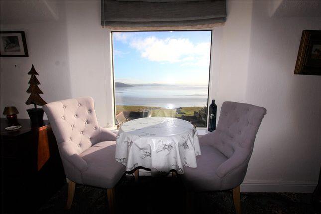 Lounge/View of Sunrise, Flat 3 Newlands, Church Hill, Grange-Over-Sands LA11