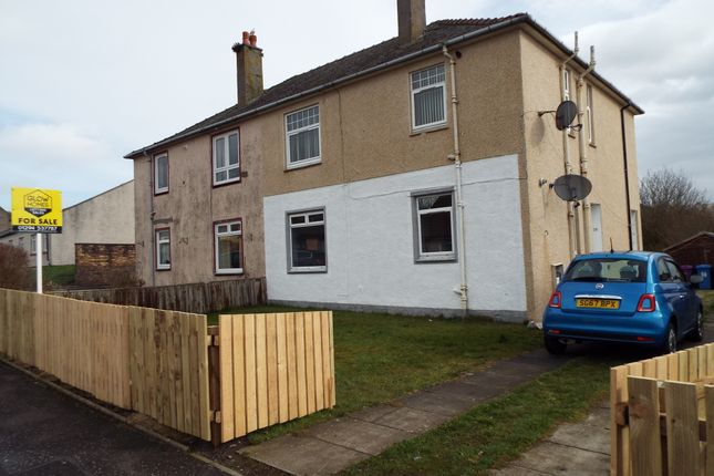 Thumbnail Flat for sale in Vennel Street, Dalry
