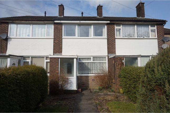 Thumbnail Terraced house for sale in Brookside Close, Glossop