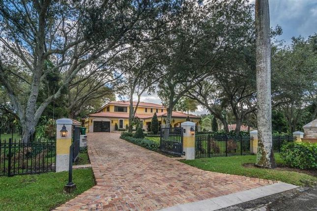 Thumbnail Property for sale in 3700 Sw 117th Ave, Davie, Florida, United States Of America