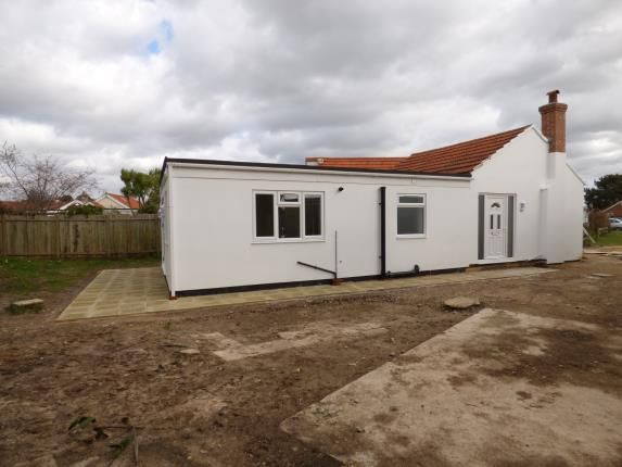 Thumbnail Bungalow for sale in Sea Front Estate, Hayling Island
