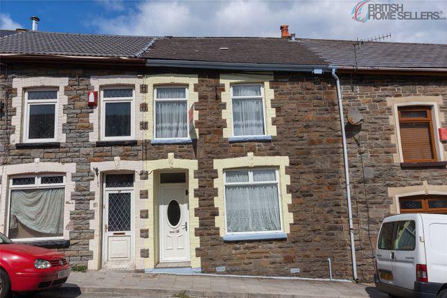 Thumbnail Terraced house for sale in Church Street, Glynrhedyn, Church Street, Ferndale