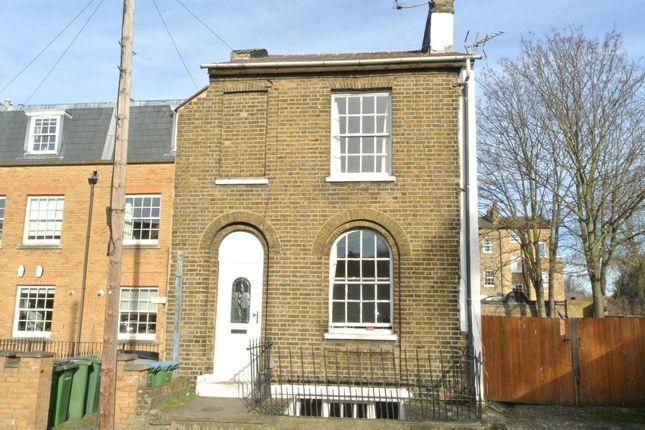 Thumbnail End terrace house for sale in Trafalgar Grove, London