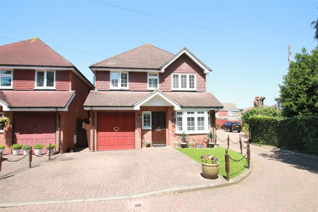 Thumbnail Detached house for sale in Ward Close, Erith