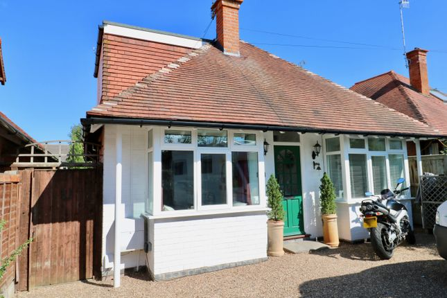 Thumbnail Detached bungalow for sale in Alcester Road, Stratford Upon Avon