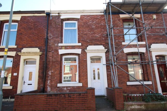 Thumbnail Terraced house to rent in Selborne Street, Blackburn
