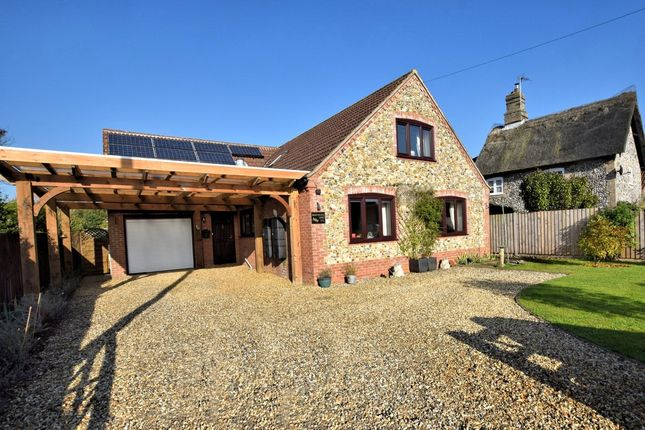 Thumbnail Property for sale in Ashburton Road, Ickburgh, Thetford