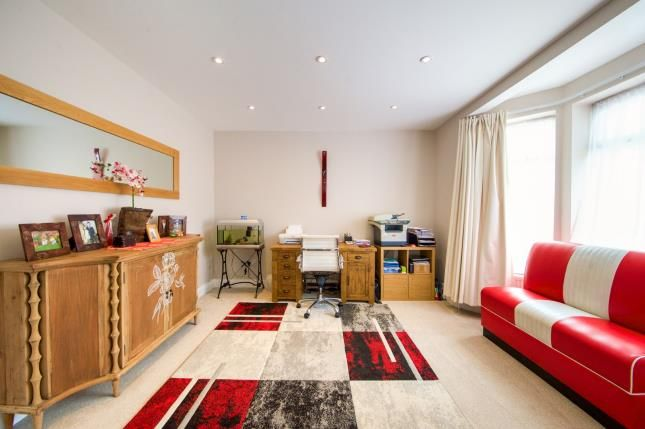 Office/Study of Vivian Avenue, Wembley, Middlesex, England HA9