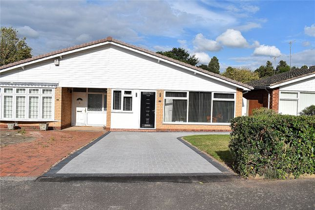 Thumbnail Bungalow for sale in Arundel Drive, Battenhall, Worcester
