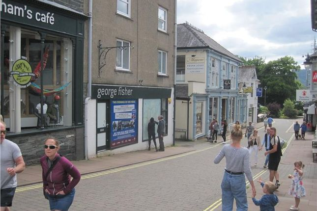Thumbnail Retail premises to let in 31 Lake Road, Keswick, Cumbria