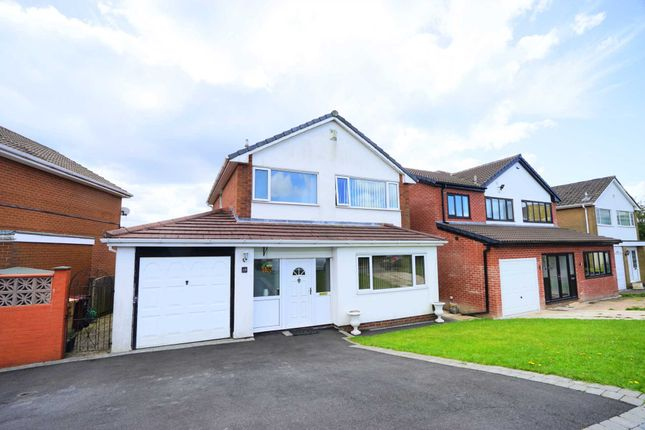 Thumbnail Detached house for sale in Caithness Drive, Bolton