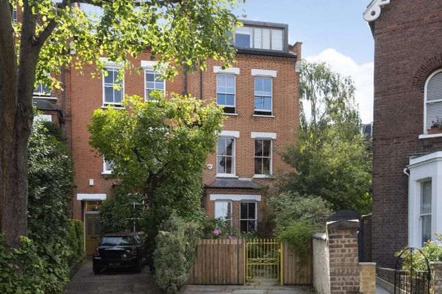Thumbnail End terrace house for sale in Rudall Crescent, Hampstead Village, London
