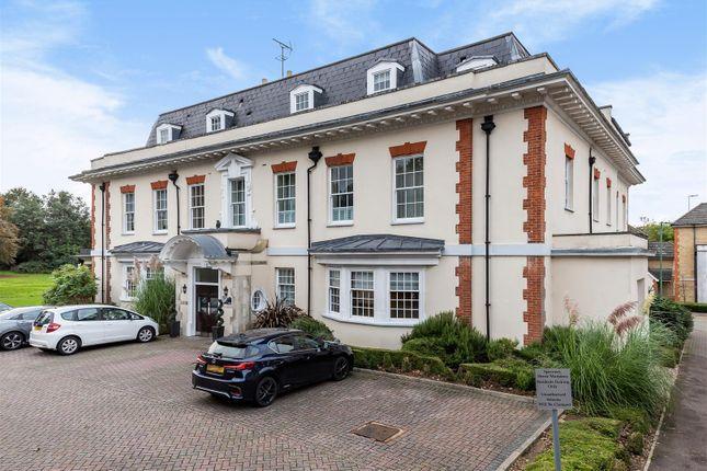 2 bed flat for sale in Sparrows Herne Mansion, Fuller Close, Bushey Heath WD23