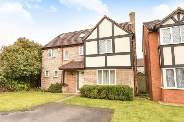 Thumbnail Detached house to rent in Loyd Close, Abingdon